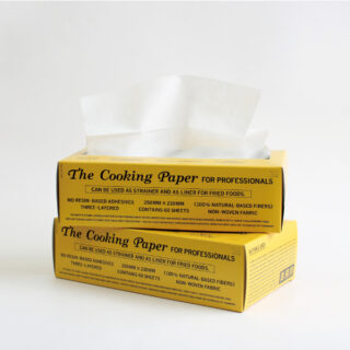 THE THE COOKING PAPER