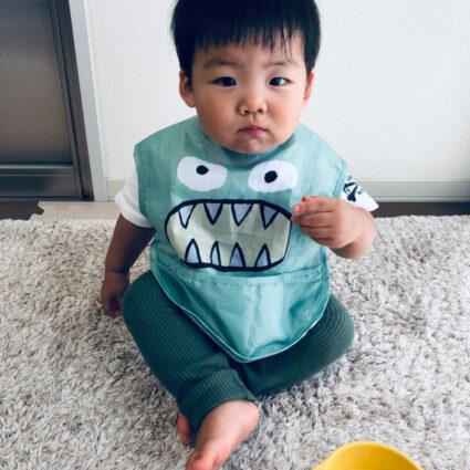 Goma BIBIB ゴマ ビビブ お食事スタイ