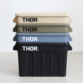 THOR ソー  Large Totes With Lid 75L
