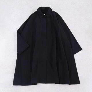 evam eva エヴァムエヴァ |dolman sleeve coat