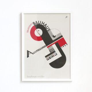 Bauhaus バウハウス |Ausstellung in Weimar 1923