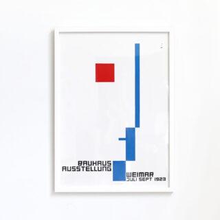 Bauhaus バウハウス |Weimar Ausstellung 1923
