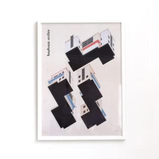 Bauhaus バウハウス |Colour design of the Bauhaus mister house
