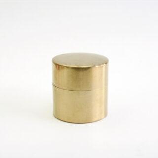 SyuRo シュロ |丸缶(小/真鍮)