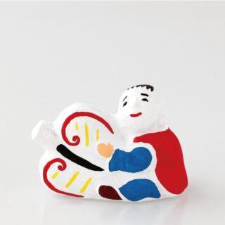 尾崎人形 |軍配持ち