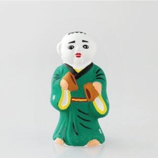 尾崎人形 |饅頭割り人形