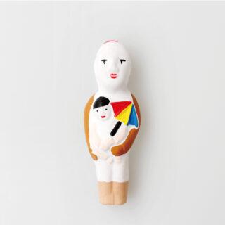 尾崎人形 |赤毛の子守り