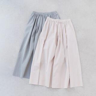gather skirt【全2色】 |humoresque ユーモレスク