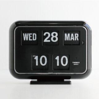 TWEMCO トゥエンコ  デジタルカレンダークロック QD-35