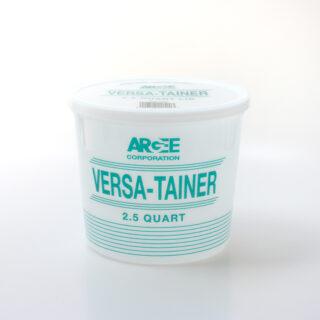 2.5QT VERSA TAINER ヴァーサテイナー |バケツコンテナ