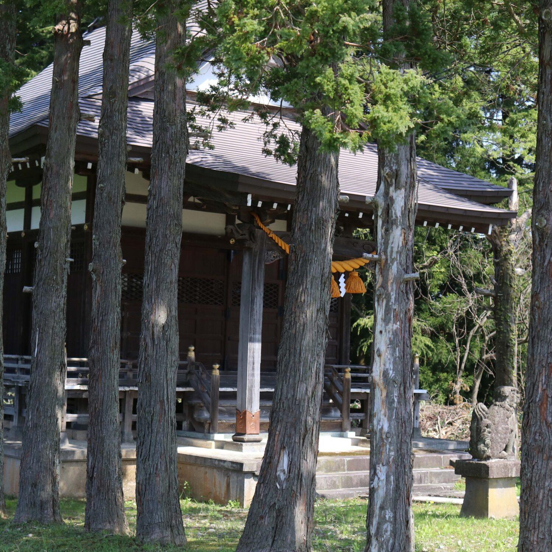 上野(うわの)神社