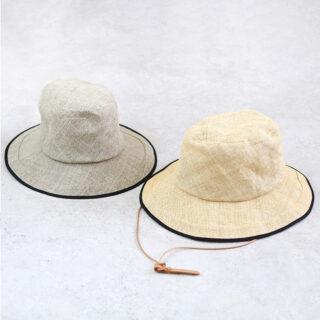 Nine Tailor ナインテーラー |Myrtle Hat【全2色】