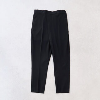 OLDMANS TAILOR オールドマンズテーラー |JERSEY TAPERED TROUSERS