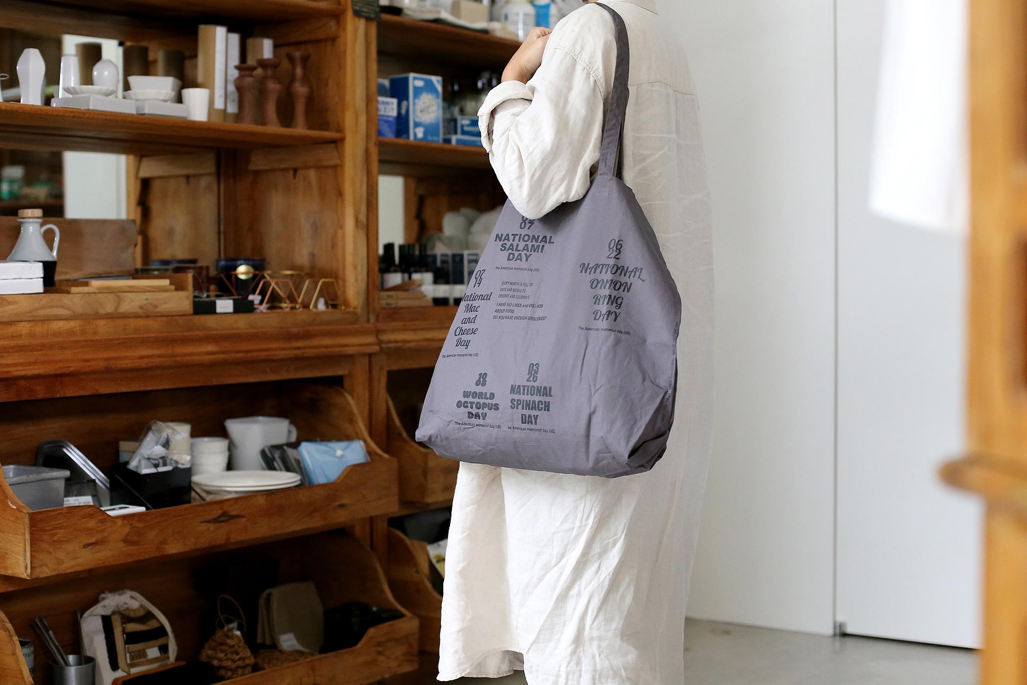 TOUGHCOTTON BAG-B【全2色】