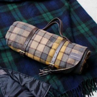 The Tartan Blanket Co. |ウォータープルーフ ピクニックブランケット