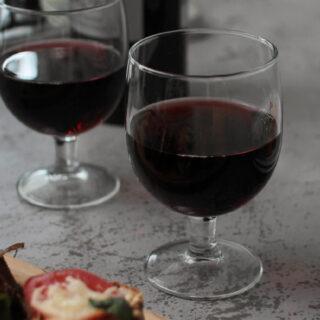 Vicrila ヴィクリラ  ワイングラス 8oz(250ml)