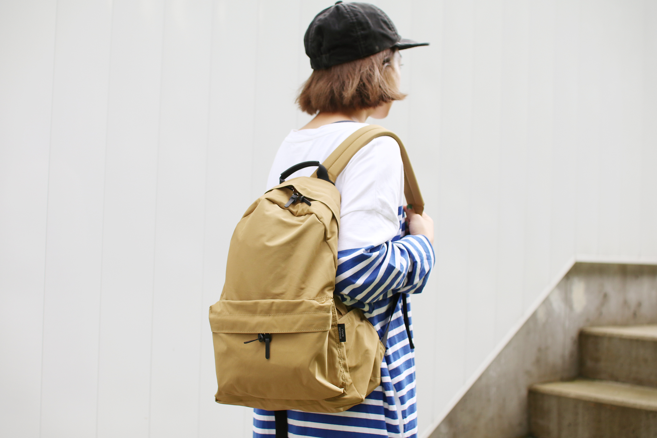 SIMPLICITY NEW TINY DAYPACK【全2色】
