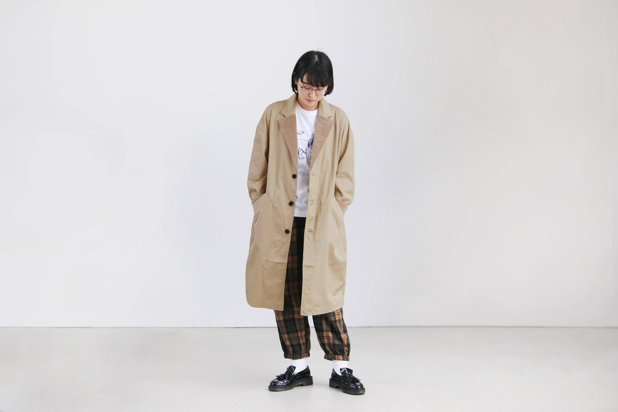 エターミンチェック ジャガーパンツ【全2色】